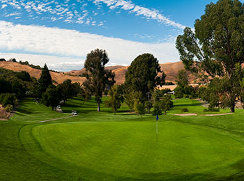 Franklin Canyon Golf Course is a prime location for Bay Area golf tournaments